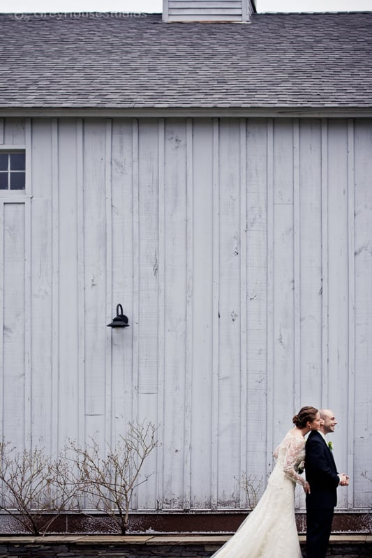 Shannon + Keith's Barns at Wesleyan Hills Wedding in Middletown, CT