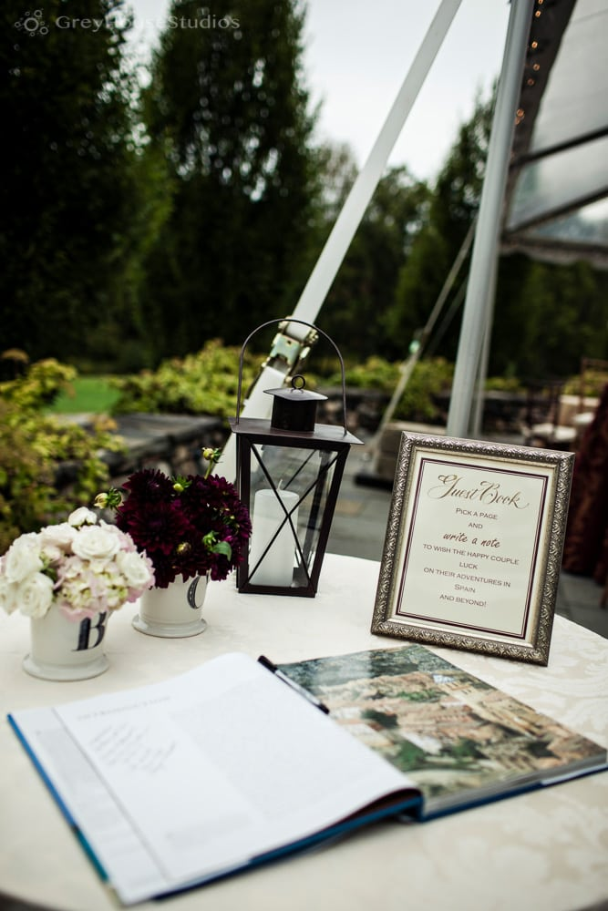 Brittany + Colin's Winvian Wedding photos in Morris, CT by GreyHouseStudios