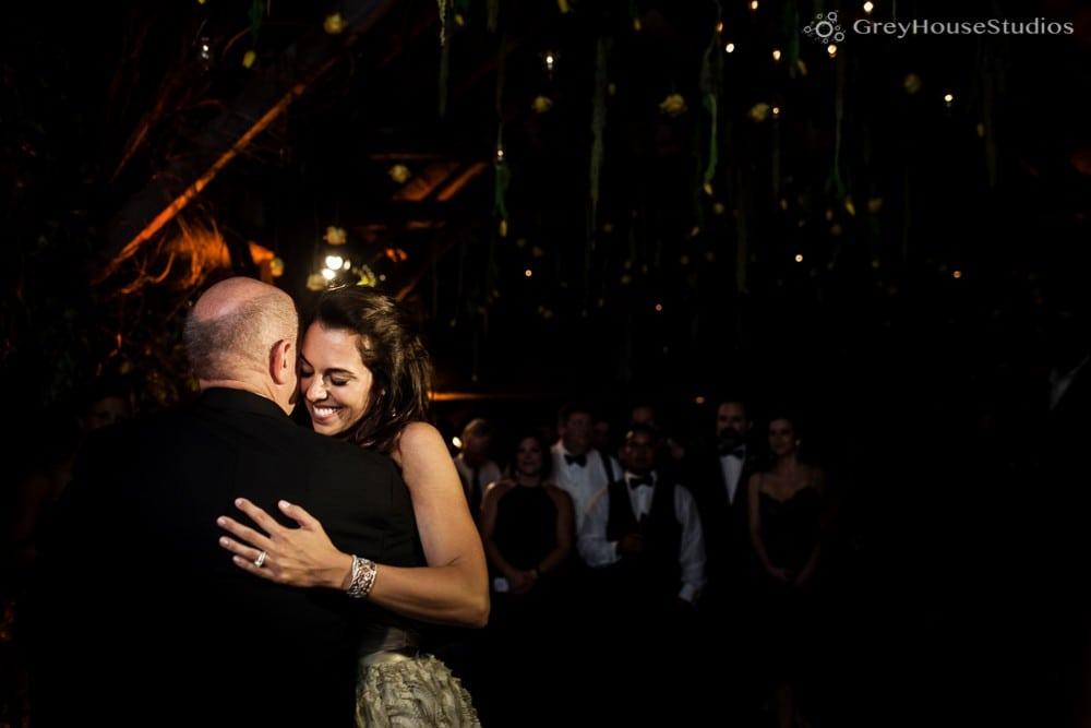 winvian wedding reception father daughter dance photos