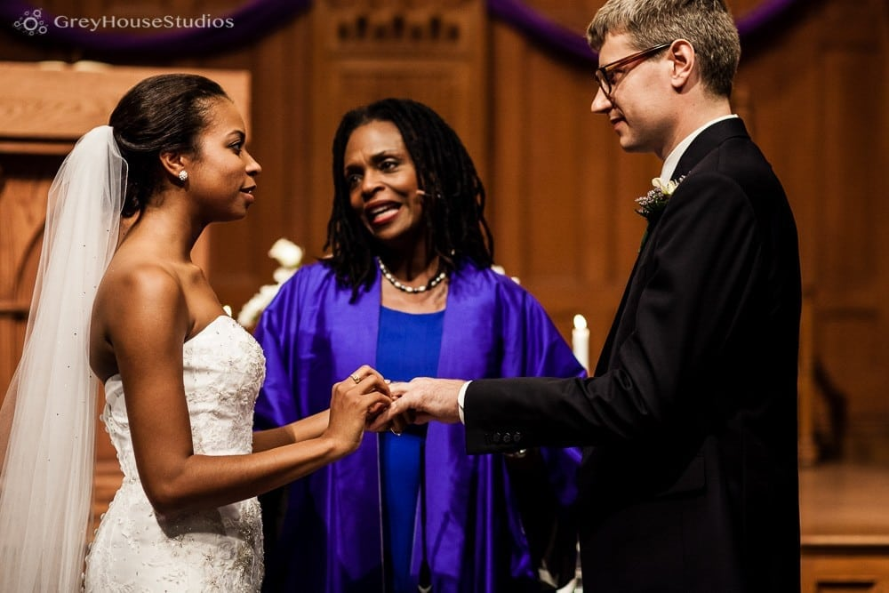 middle collegiate church nyc wedding ceremony ring exchange photos