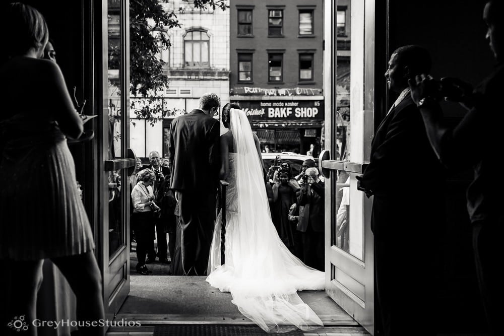 middle collegiate church nyc wedding ceremony photos