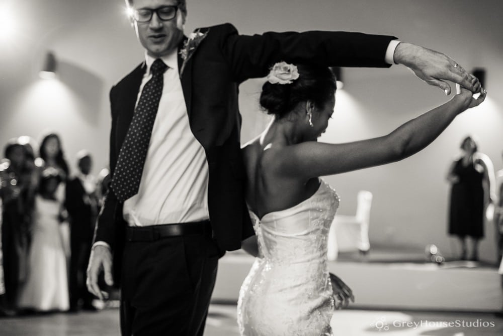 ukrainian east village nyc wedding reception bride groom dance photos