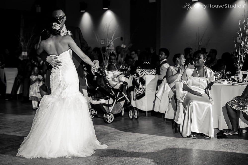 ukrainian east village nyc wedding reception father bride dance photos